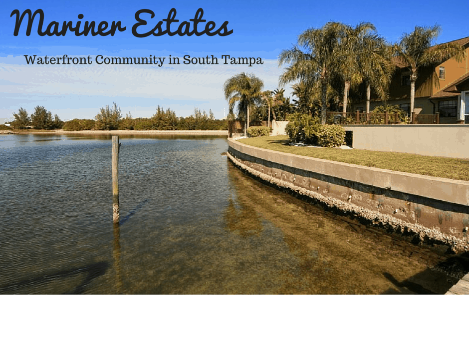 South Tampa Waterfront Homes For Sale | Starting at 1 Million