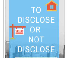 What Should I Disclose When Selling My Home? | Florida Law