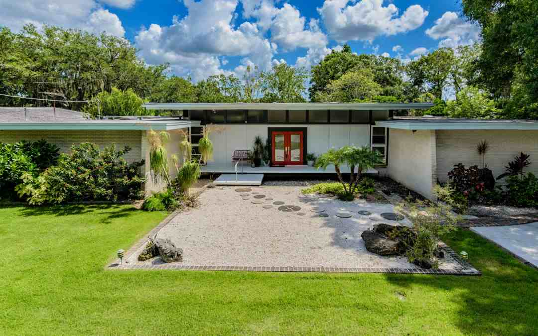 Frank DePasquale Mid-Century Home on the River in Tampa!