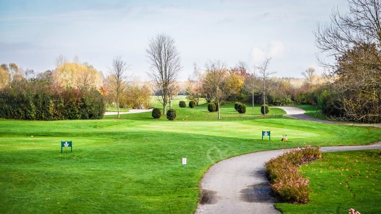 golf course in Germany