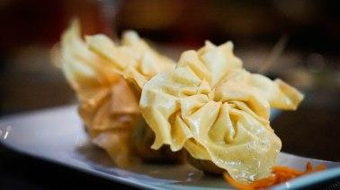 Vietnamese food in Restaurant Pho 88