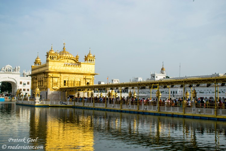 Golden temple, Amritsar / Places To Visit in India