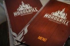 MoroGrill Restaurant menu