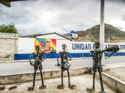 Ecuadorian street arts