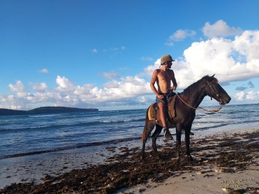 Horseback Riding in the Dominican Republic