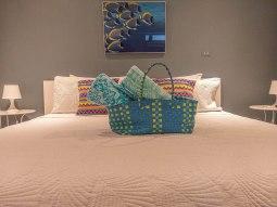 bedroom at JFKey Home: Azul Apartment