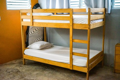 bunk bed at Casa Coral
