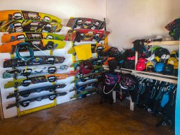 kitesurfing boards