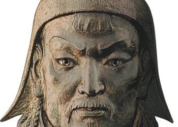 CenterPoint Energy Letter of Gratitude to Genghis Khan