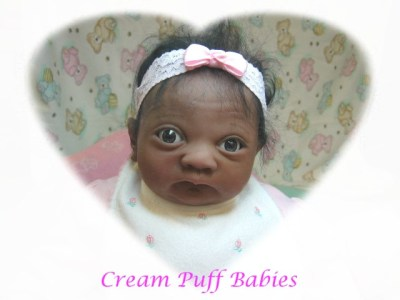 Cream Puff Babies: Mouth Barf