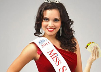 Pageant Queen Angers Taco Community, Tacos Exact Vengeance