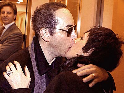 Celebrity couples, past and present, who we don't like to imagine having sex