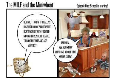 The MILF and the Miniwheat