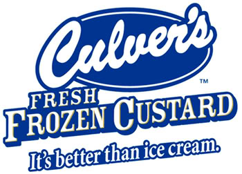 Foreplay mentioning every one of Culver's frozen custard flavors of the day for the month of May