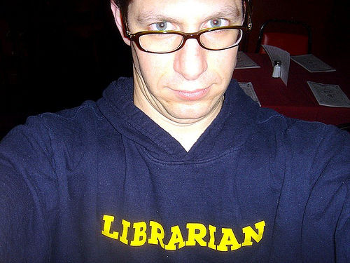 Mythbusting: Sexy librarians