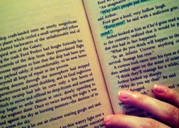 Rereading Your Favorite Book