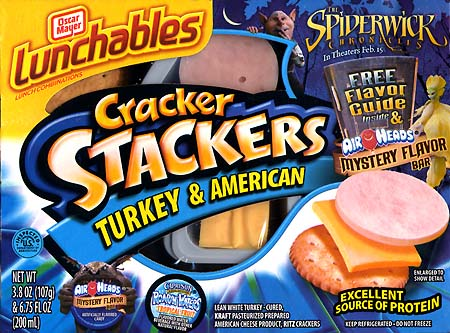 It's True: I Went Lez for a Lunchable
