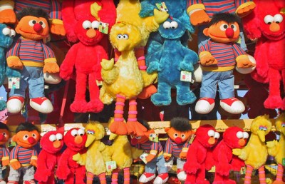What the Sesame Street Characters Would Be Like in Bed