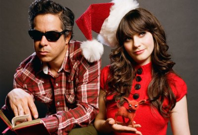 Our Best Guesses at Song Titles on the Upcoming She & Him Christmas Album