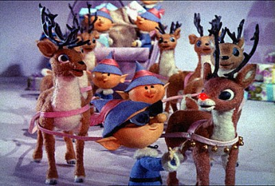 Santa's Eight Little Reindeer, Ranked from My Least to Most Favorite, Sorta
