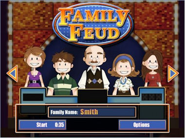 """Rejected """"Family Feud"""" Categories"""
