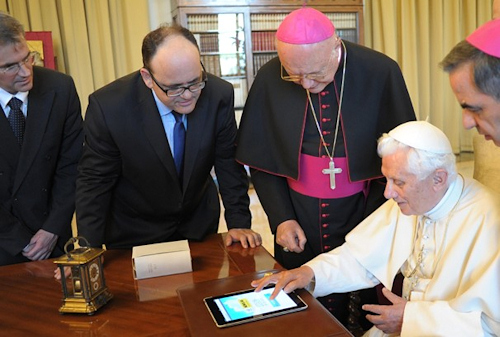 What the Pope Would Need to Tweet For Me to Go Back to Mass