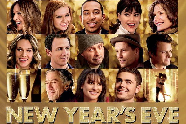 "Drunkenly Live-Blogging the Movie ""New Year's Eve"""