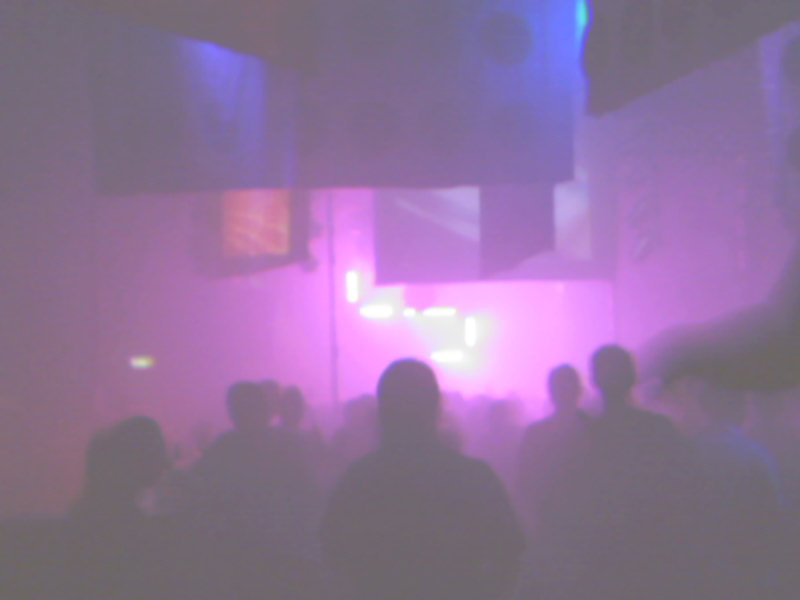 """Why I Love Foggy Clubs,"" by a Guy Who Loves Foggy Clubs"