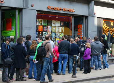 Why I'm Not Celebrating Record Store Day