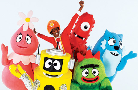 Locals Angry as Yo Gabba Gabba! Continues to Gentrify Sesame Street