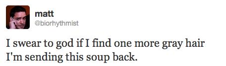 Best/Realest Tweets of the Week, 11/25-12/1/12
