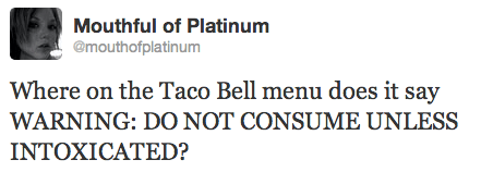 Best/Realest Tweets of the Week, 1/6-1/12/12