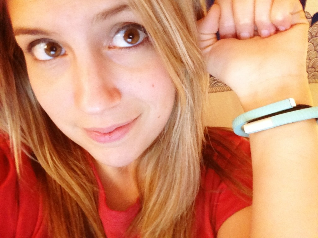 My Jawbone Up and Me: A Story of Insomnia, Pedometers and Shame