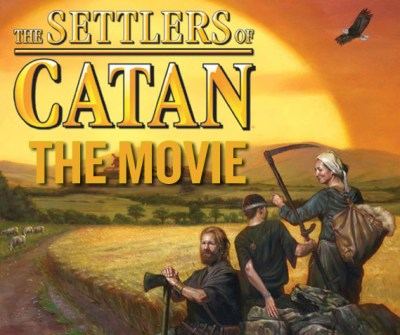 """Pitch for """"Settlers of Catan: The Movie"""""""