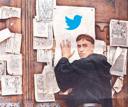 Martin Luther Twitter