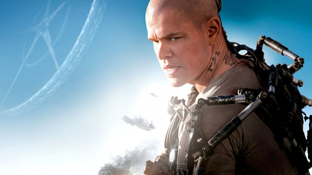 "Ten Easy Ways ""Elysium"" Could Have Sucked Less"