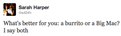 Best/Realest Tweets of the Fortnight, Mid-September 2013
