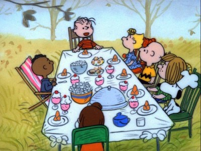 "The Ten Most Awkward Moments In ""A Charlie Brown Thanksgiving"""