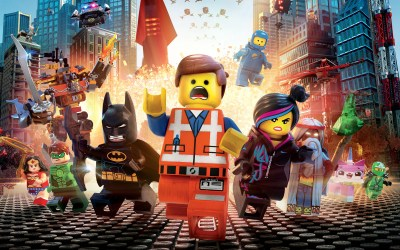 """""""The Lego Movie"""" takes license with Batman, Lando, and wizardly BFFs"""