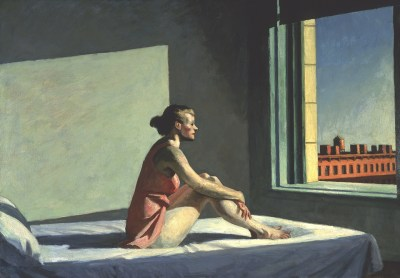 """11 Things You Learn at """"Hopper Drawing: A Painter's Process"""""""