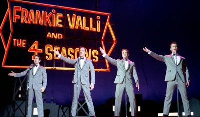 "Clint Eastwood's ""Jersey Boys"": Failure in Falsetto"