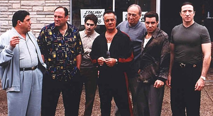 Manly vs. Not-Manly in The Sopranos' Universe