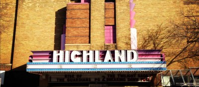 In praise of urban movie theaters