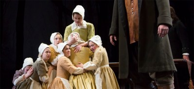 """Guthrie Theater's """"Crucible"""" is a dull dance with the Devil"""