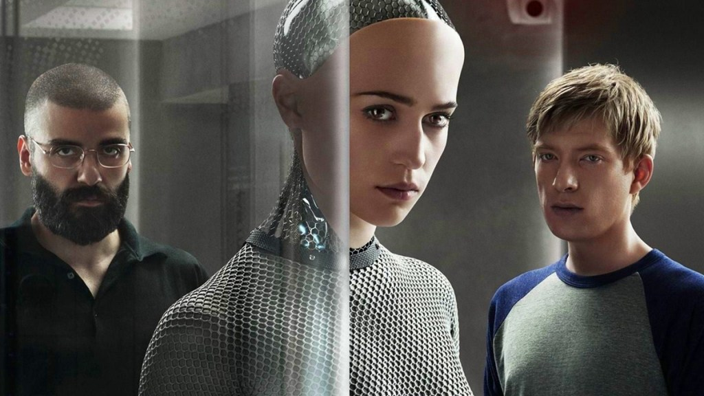 """Ex Machina"": You can never have enough sexy robots"