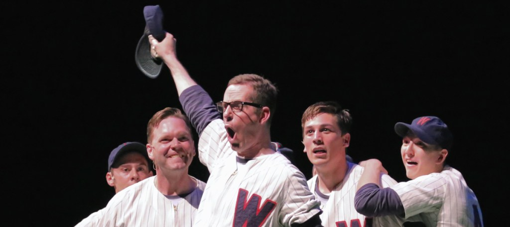 """""""Damn Yankees"""" at the Ordway: A familiar tale, told well"""