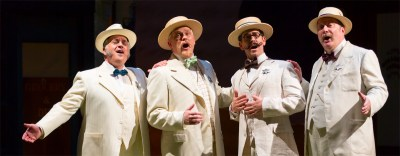 """A triumphant """"Music Man"""" parades into the Guthrie Theater"""