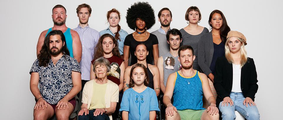 Choreographers' Evening 2015: Walker Art Center Put the Dada in Dadance