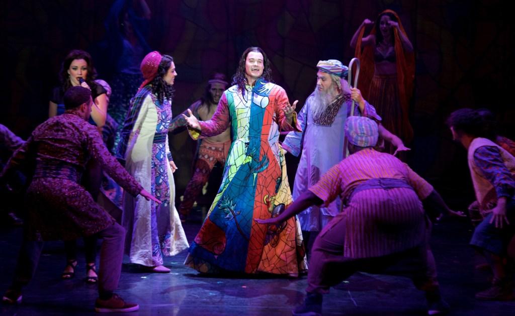 'Joseph and the Amazing Technicolor Dreamcoat' dances back to Minneapolis