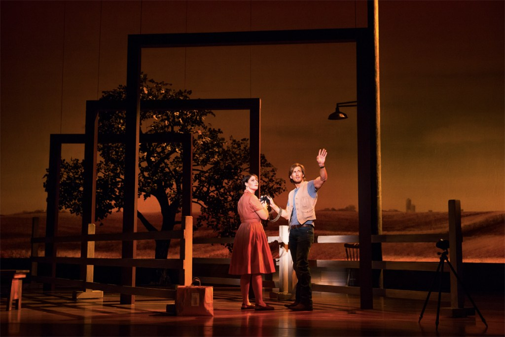 """The Bridges of Madison County"" Musical Brings Quiet Passion to Minneapolis"